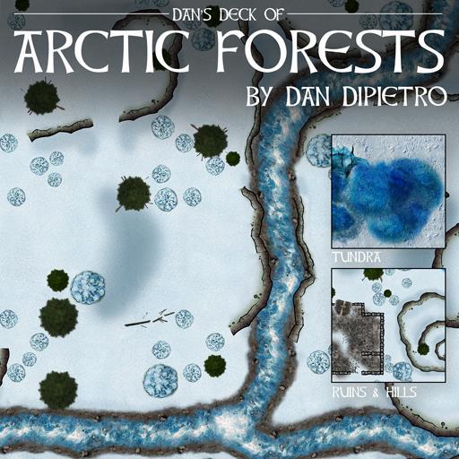 Dan's Deck of Arctic Forests