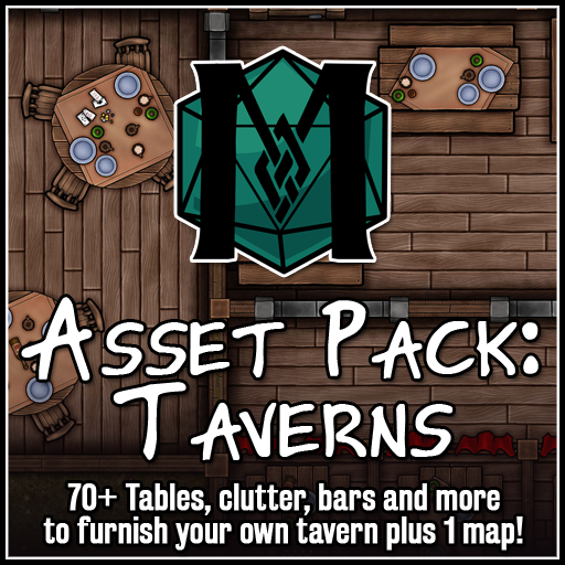 Asset Pack: Taverns