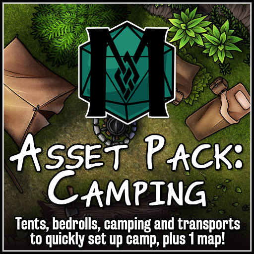 Asset Pack: Camping