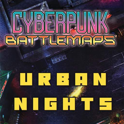 Cyberpunk Urban Nights