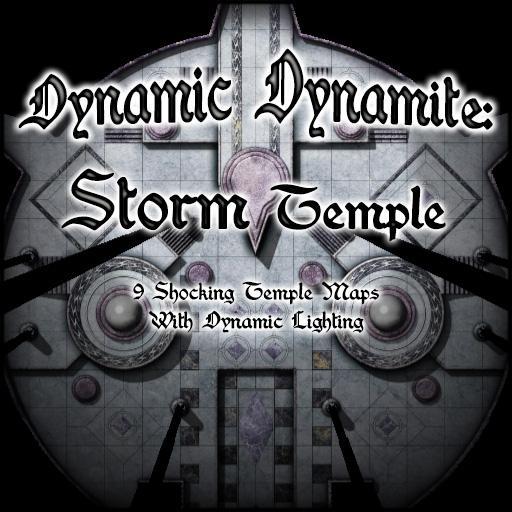 Dynamic Dynamite: Storm Temple