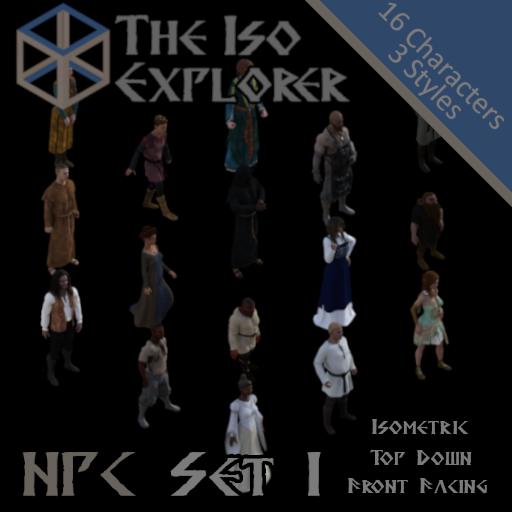 NPC Token Set 1