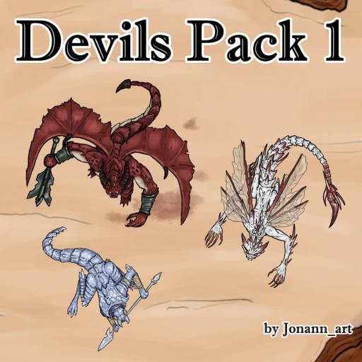 Devil Pack 1