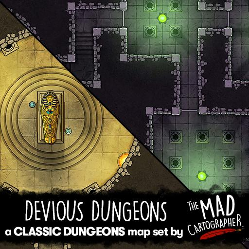 Devious Dungeons