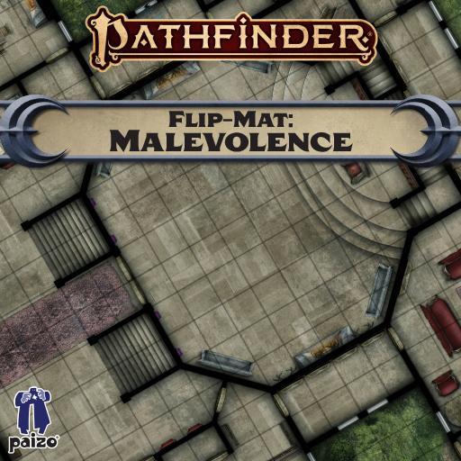 Pathfinder Flip-Mat: Malevolence