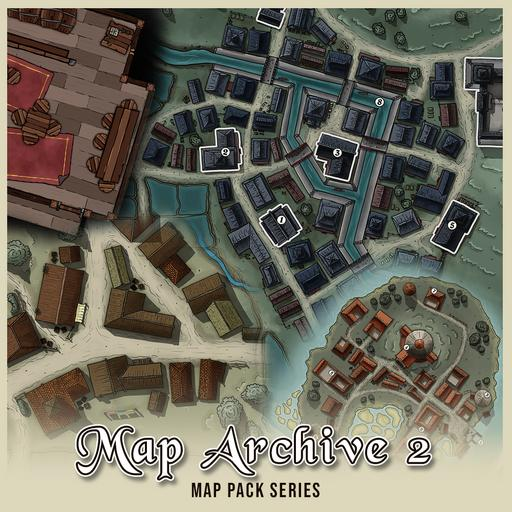 Map Archive Pack 2