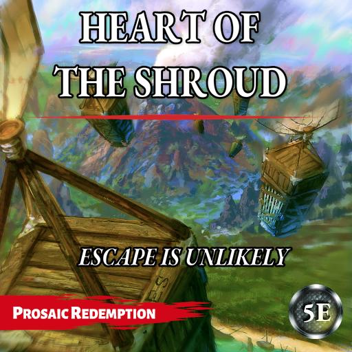 Heart of the Shroud