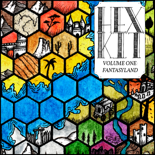Hex Kit Volume One: Fantasyland