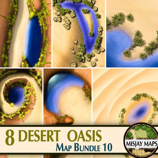 Map Bundle 10