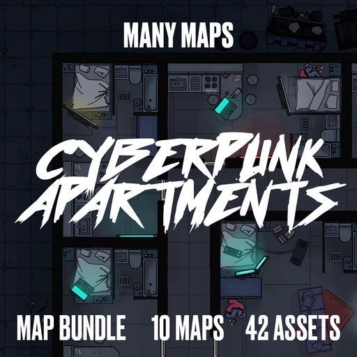 The Cyberpunk Apartments