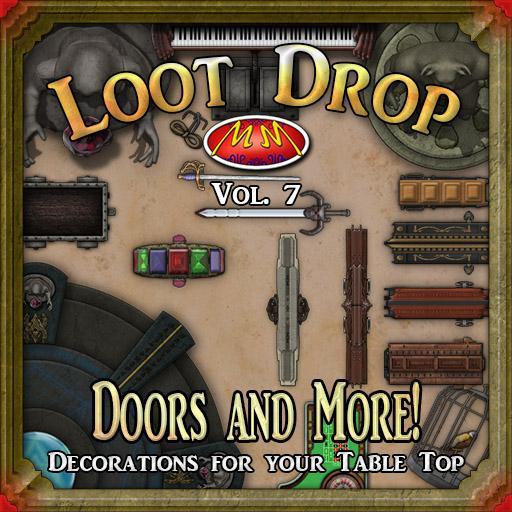 Loot Drop Vol 7 Doors & More