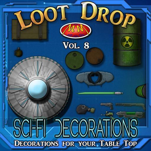 Loot Drop Vol 8 Scifi