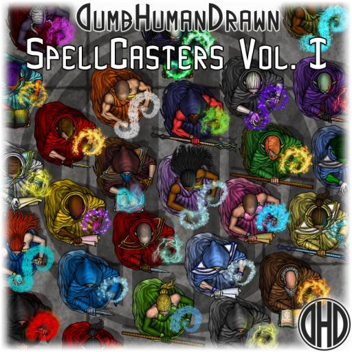 Spellcasters Vol. I