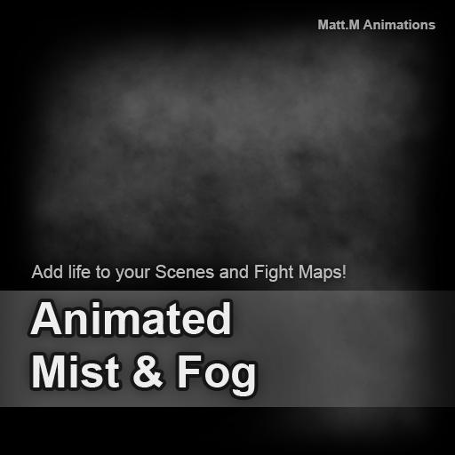 Animated Mist & Fog