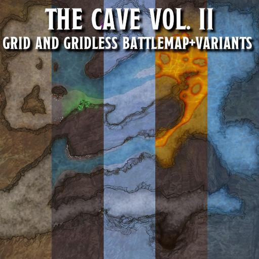 The Cave Vol. II