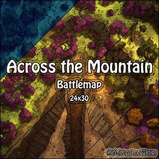 Across the Mountain