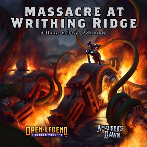 Massacre at Writhing Ridge