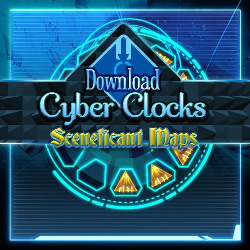 Cyber Clocks [Downloadable]
