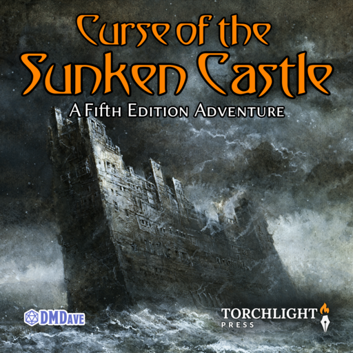 Curse of the Sunken Castle