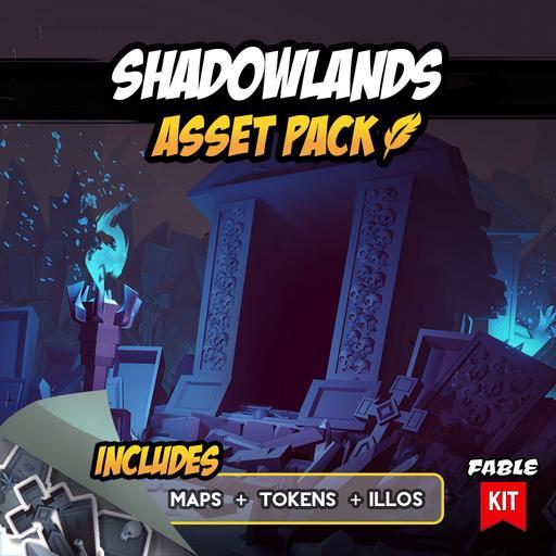 Shadowlands - Asset Pack