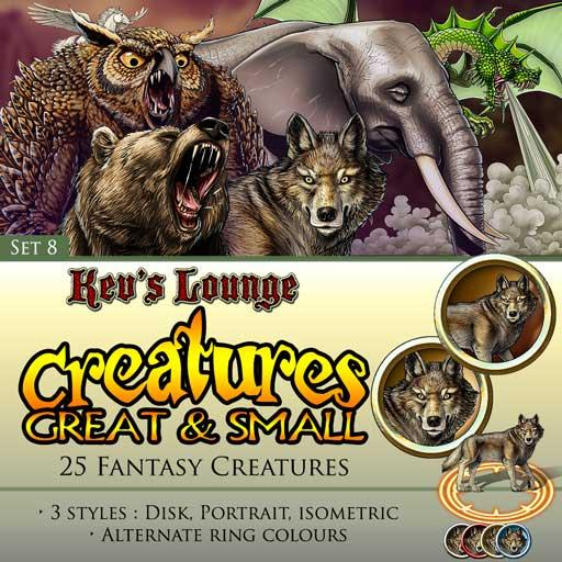 Creatures, Great & Small