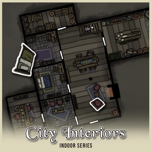 City Interior Pack