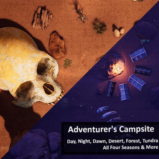 Adventurer's Campsite