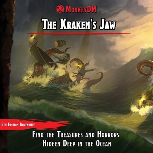 The Kraken's Jaw