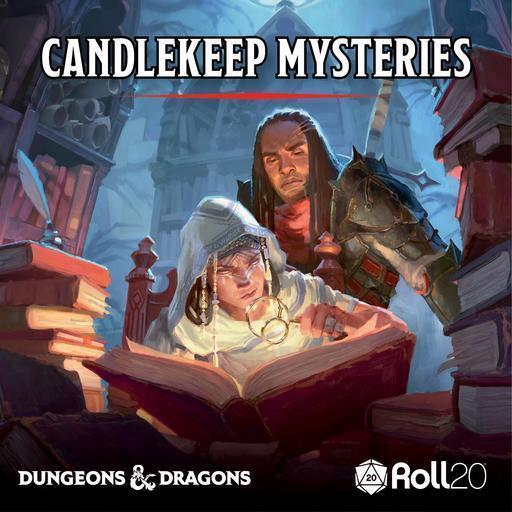 Candlekeep Mysteries: The Scrivener's Tale