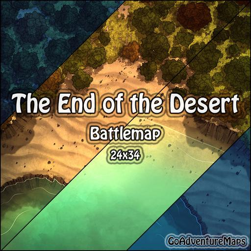 The End of the Desert