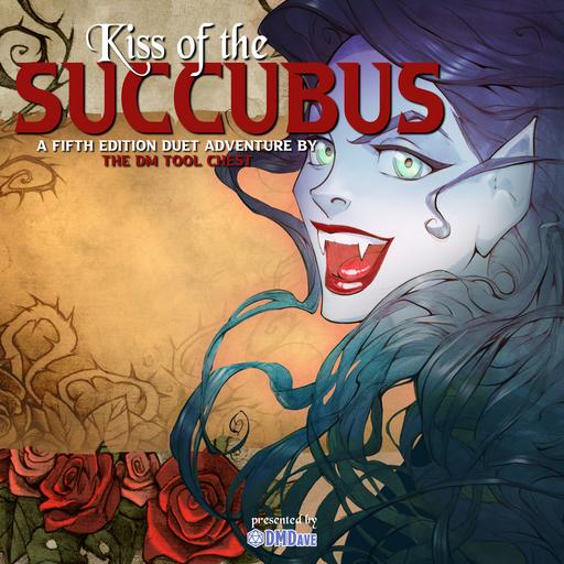Kiss of the Succubus