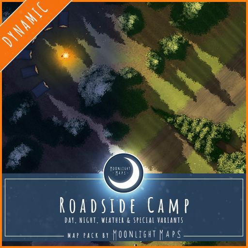 Dynamic   Roadside Camp