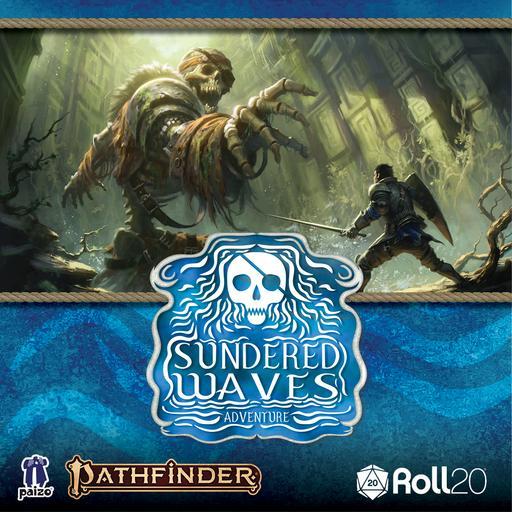 Pathfinder One-Shot #1: Sundered Waves