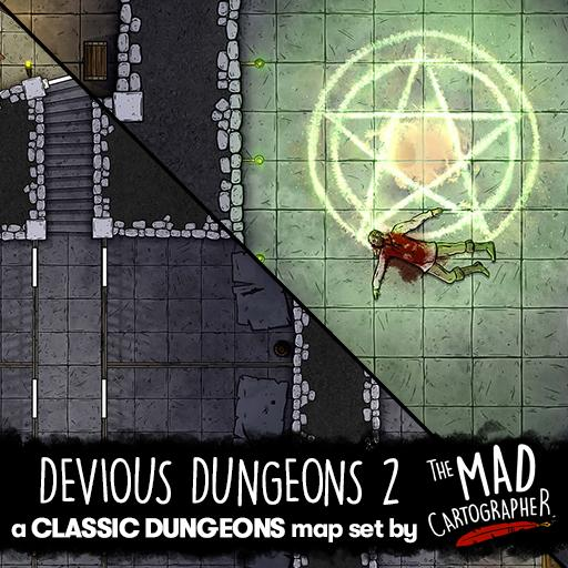 Devious Dungeons 02