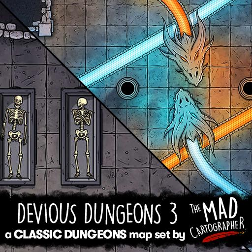 Devious Dungeons 03