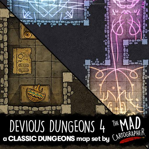 Devious Dungeons 04