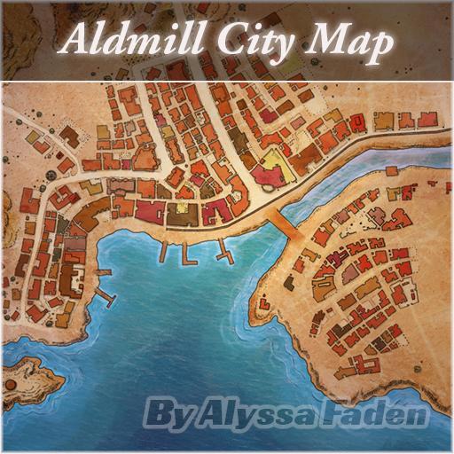 Aldmill Mining Town