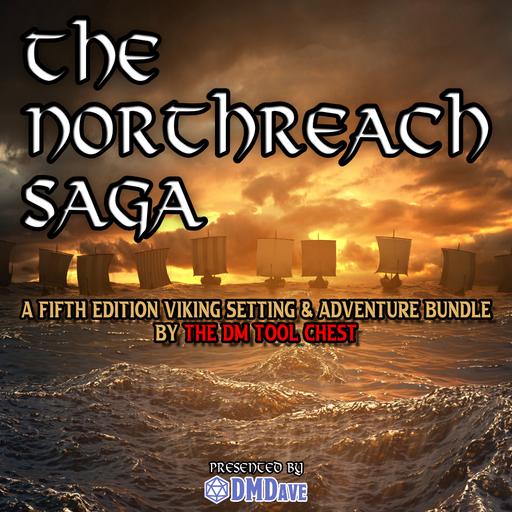 The Northreach Saga