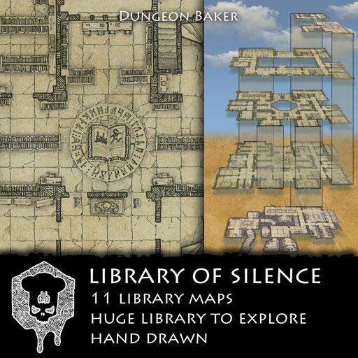 Library of Silence
