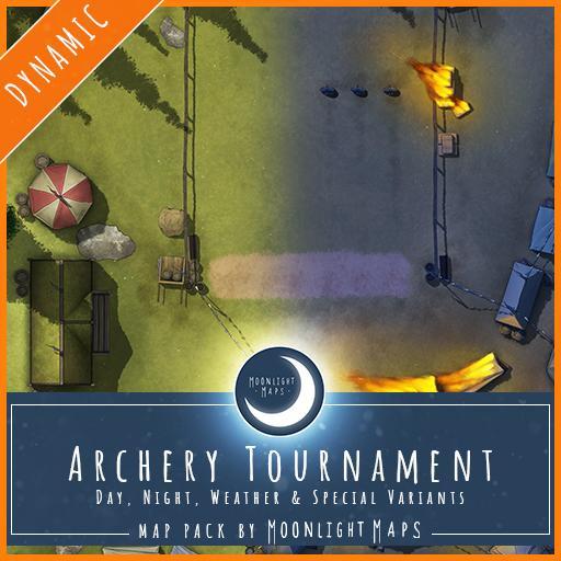 Dynamic   Archery Tournament