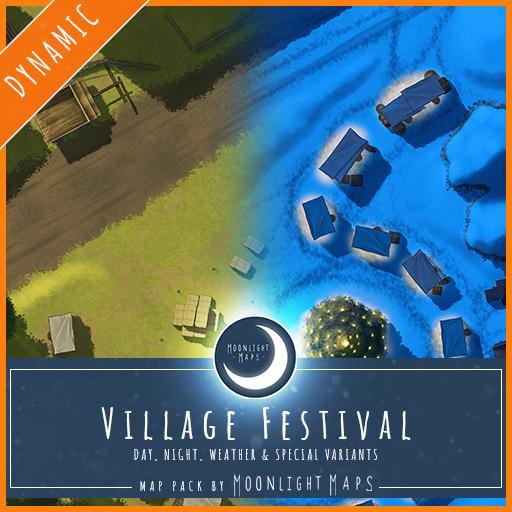 Dynamic | Village Festival