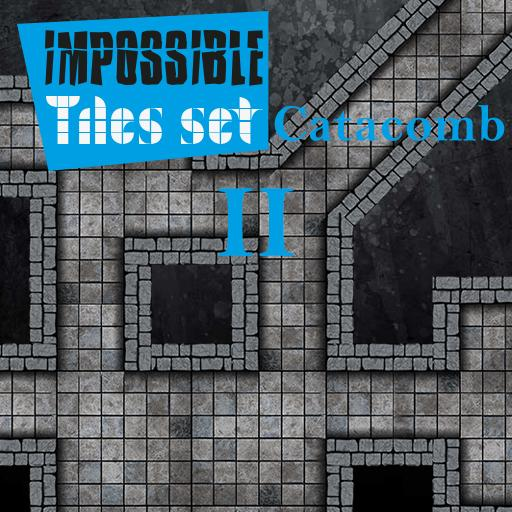 Impossible Tiles Set: Catacomb 2