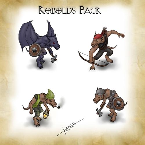 Kobolds Pack