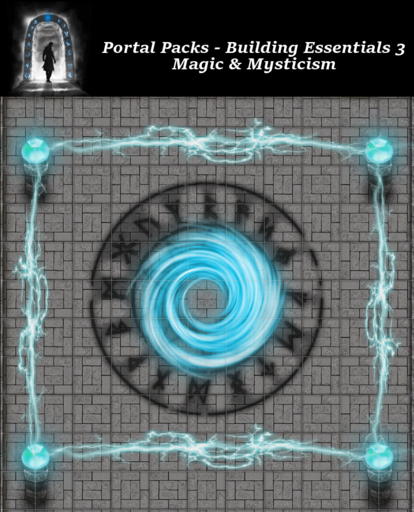Portal Packs - Building Essentials 3 - Magic & Mysticism