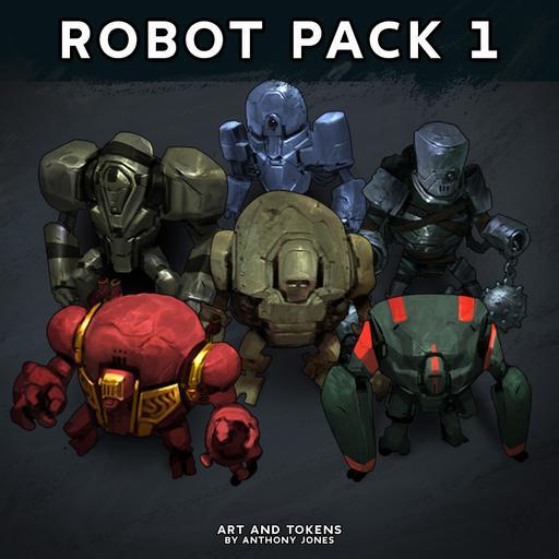 Robot Pack 1