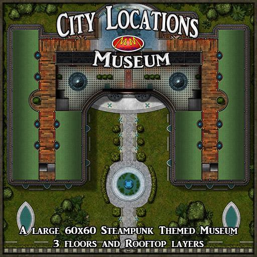City Locations | Museum