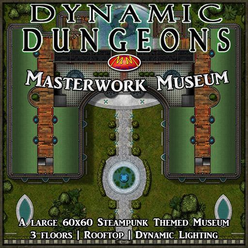 Dynamic Dungeon | Masterwork Museum