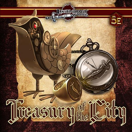 Treasury of the City