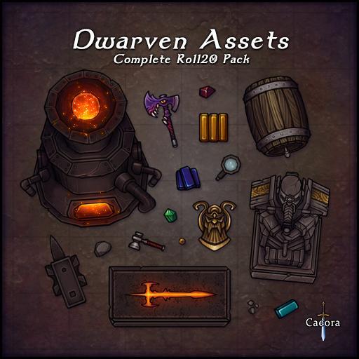 Dwarven Assets