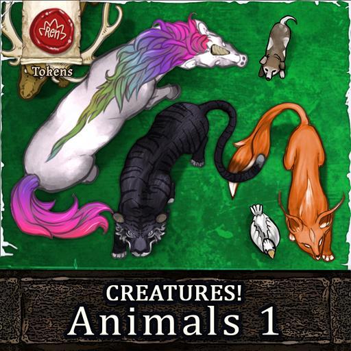 Creatures! Animals 1